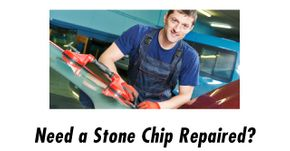 need a stone chip repaired?
